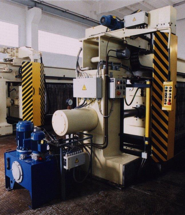 AKEAO 1100<br />СОСВ Пршеров, смыватель тканевых фильтров.