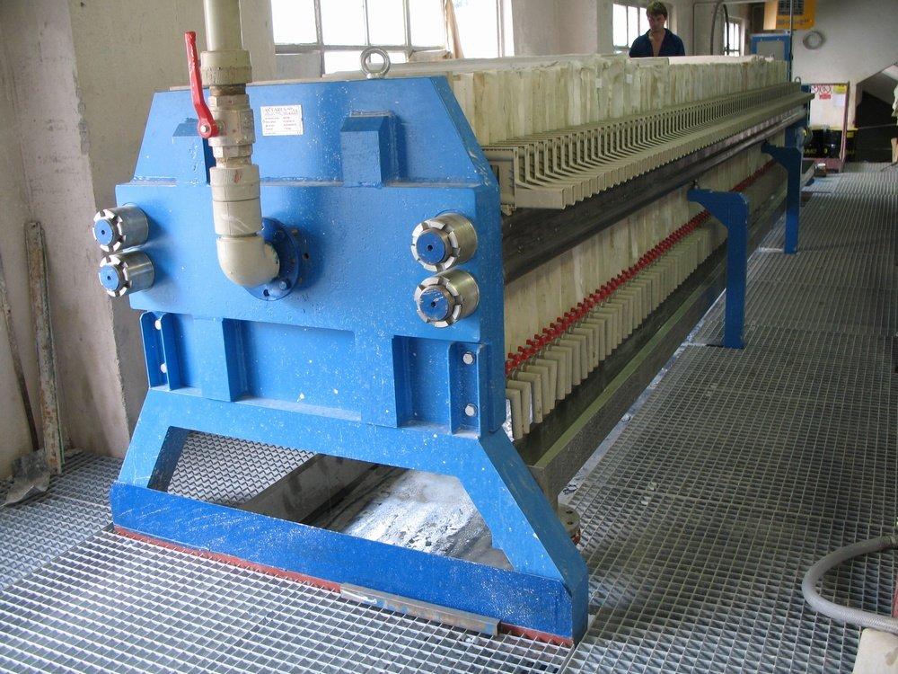 «Элетропорцелан» Мерклин<br />Подготовка каолиновой смеси для производства изоляторов.