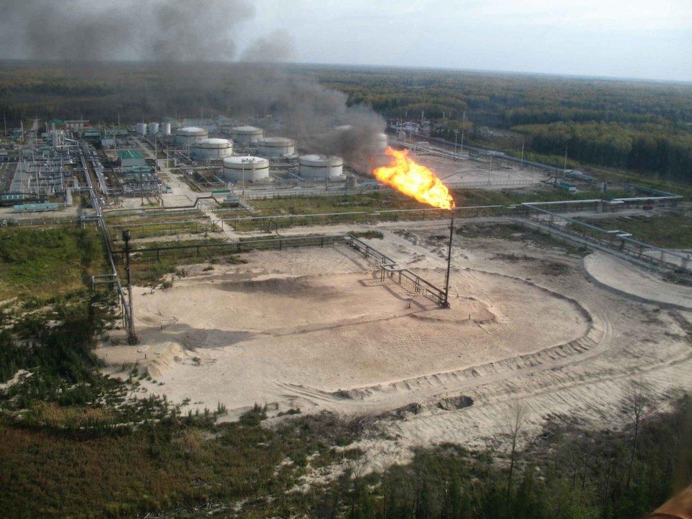 Очистка амбаров<br />«РОСНЕФТЬ» Нефтеюганск